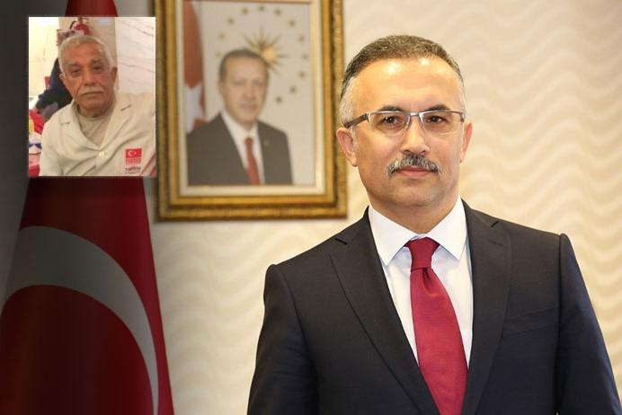 Rize Valisi Kemal Çeber'in Babası Vefat Etti