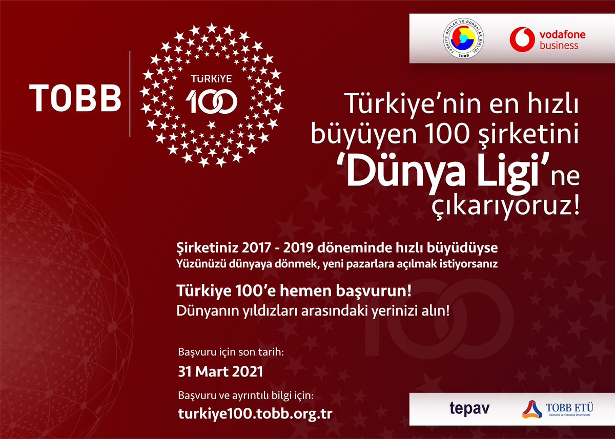 TOBB Türkiye 100 Programı