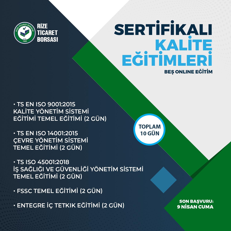 FSSC  TEMEL EĞİTİMİ