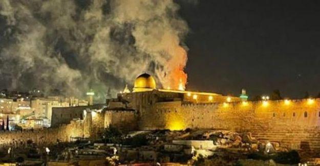 İsrail Saldırılarını Nefretle Kınıyoruz