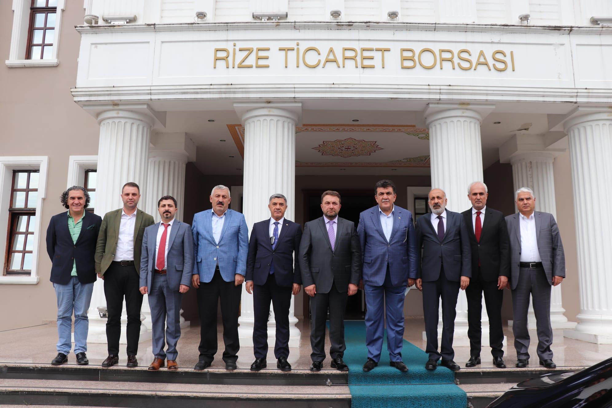 Rize, Diyarbakır'ın Onur Konuğu Olacak