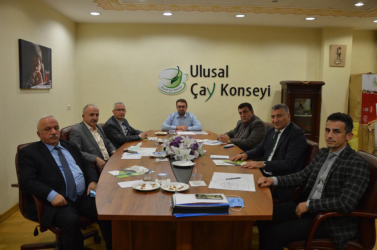 Erdoğan Çay Konseyi'nden Tam Destek Aldı