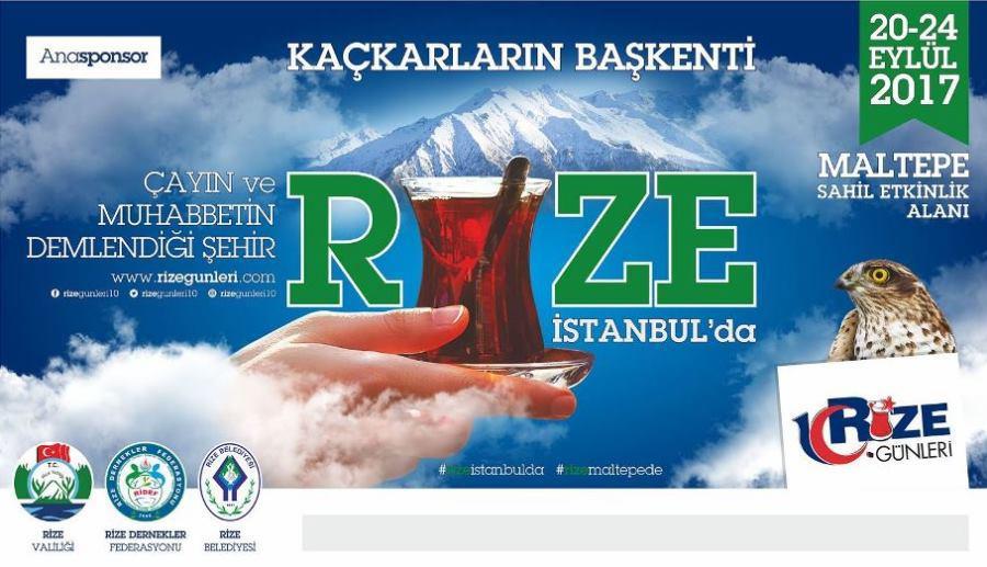 Rize Rüzgârı İstanbul'da Esecek