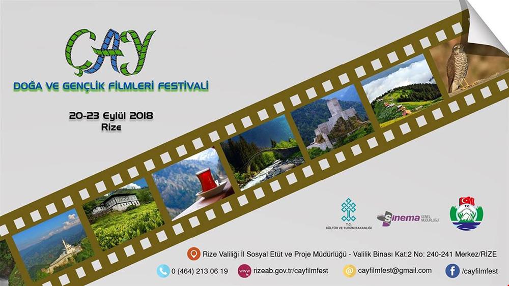 Çay, Doğa ve Gençlik Filim Festivali